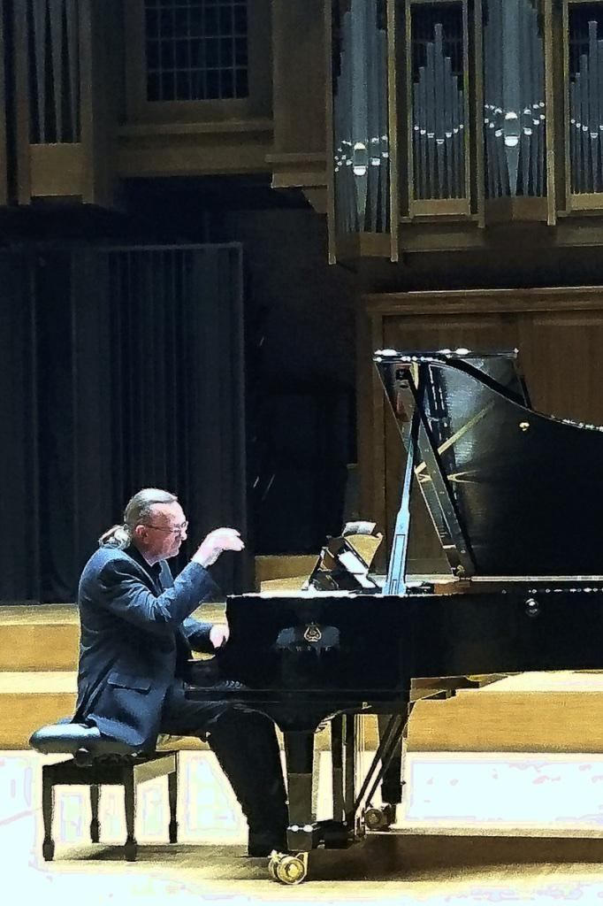 Nauka gry, fortepian